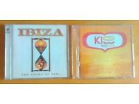 Ibiza the story so far CD and Kiss Ibiza 2000 CD
