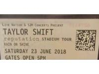 Taylor Swift WEMBLEY Tonight & Tomorrow