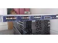 Netgear M7300-24XF (XMS7224S) ProSafe 24-Port 10 Gigabit Stackable L2+ Switch