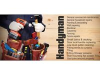 Handyman, Painter, Builder, Refurbishment, Extensions, Roofing , Carpenter