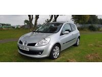 Renault Clio 1.2 TCe - Full Service History