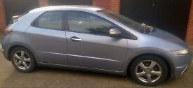 Honda Civic 2006 (56) CTDI - 85,000 miles - Full Black Leather Interior