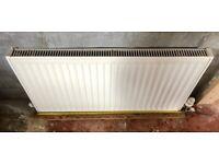 RADIATOR LARGE TYPE 11 single radiator No1 90cm (900mm) wide x 50cm (500mm) tall x 6cm (60mm) depth