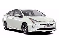 PCO cars ready to rent today from just £70