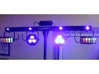Chauvet Gigbar 2.0 Four in One Lighting System