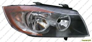 Head Light Passenger Side Sedan/Wagon High Quality BMW 3-Series 2006-2008
