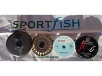 Fly Fishing Reel - BFR Rimfly Cartridge plus spare spool