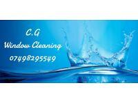 C.G window cleaning