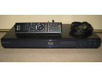 SONY BLU-RAY / DVD PLAYER