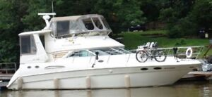 1999 Sea Ray 420 AFT   ***SANS TAXES***