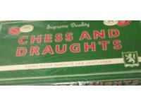 New Chess And Draughts