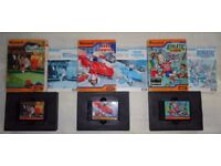 old games in your loft ? - I am looking for a MSX collection. Games, console, and accessories.