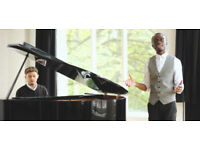 Professional Soulful Piano Duo (For Events)