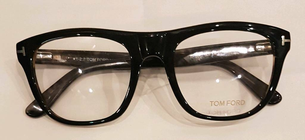 dfb3c5eedbcd New Tom Ford mens glasses frames