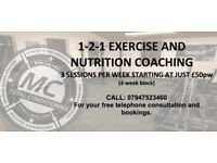 PERSONAL TRAINER - TOTAL CONDITIONING MIKE CAMPBELL