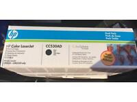 Original HP CC530AD TWIN Black Toner Cartridge