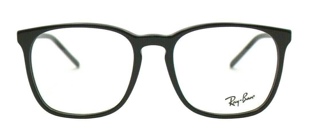Ray-Ban Damen Herren Brillenfassung RX5387 2000 54mm schwarz Vollrand BO45 B