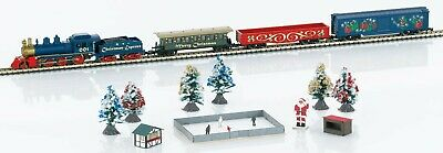 Marklin Z Scale 81846 American Merry Christmas Train Set