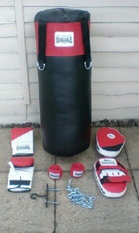 LONSDALE COMPLETE BOXING SET