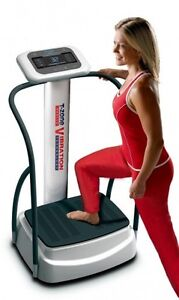 T-Zone VT-15 whole body vibration machine Cambridge Kitchener Area image 4