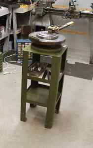 DI-ACRO # 2 ROTARY BENDER WITH FACTORY STAND