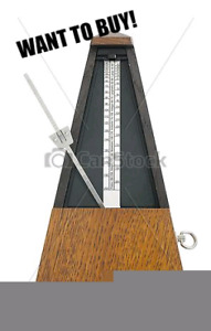 WANTED: Metronome