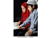 Female Quran Teacher