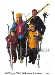 Cross-country ski gear packages - GREAT PRICES