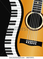 Introductory Offer -- 25% OFF Guitar Piano and Banjo Lessons