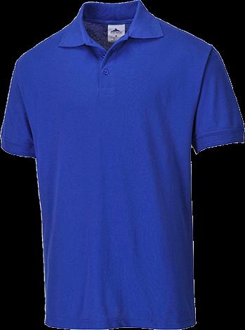Portwest Men Naples Polo Shirt Various Color and Size B210