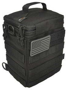 FWD-OBS-BLK: Hazard 4 Bags forward observer DSLR camera case (Black)