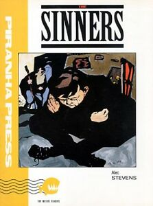"""Sinners"" - DC Graphic Novel"