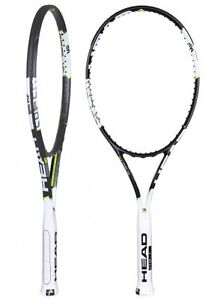 2 Head Graphene XT Speed MP tennis racquets