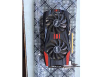 Asus Nvidia GeForce GTX 760 DirectCU II OC 2GB GDDR5 Graphics Card