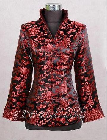 Chinese Style Women S Jacket Ebay