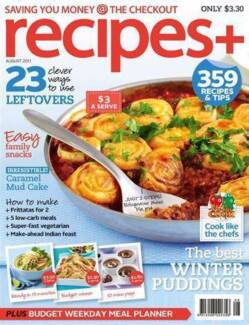Looking for Cooking Magazines to pickup / purchase or free West End Brisbane South West Preview