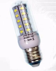 led e27 Corn bulb 110V replacement fluorescent light lamp