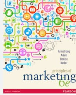 Principles of Marketing Wallsend Newcastle Area Preview