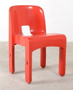1968 Kartell Universale Chair by Joe Colombo - MidCentury Modern