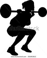 Gym workout partner