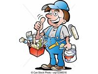PAINTER & DECORATOR, small home jobs - handyman
