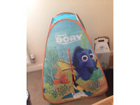 Finding dory tent