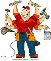 Handyman for Commercial Buildings Available