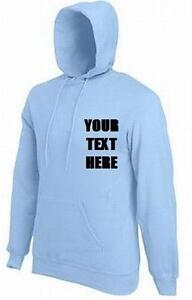 Personalised Embroidered Hoodies 76058e4e9