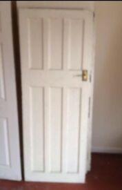 Door internal, 1940's style, size 695 x 1845, £25.00