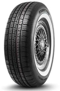235/75r15 -- WHITE WALL TIRE!!! - 235 75 15 - NEW!!!