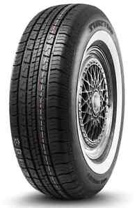 215/75r15 -- WHITE WALL TIRE!!! - 215 75 15 - NEW!!!