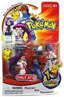 Pokemon Team Rocket Figures