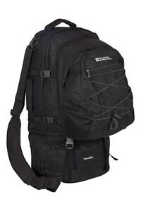 Rucksack Mountain Warehouse 60+20L really good for backpacking Prahran Stonnington Area Preview