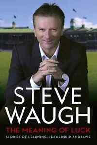 Steve Waugh: The Meaning of Luck Moorebank Liverpool Area Preview